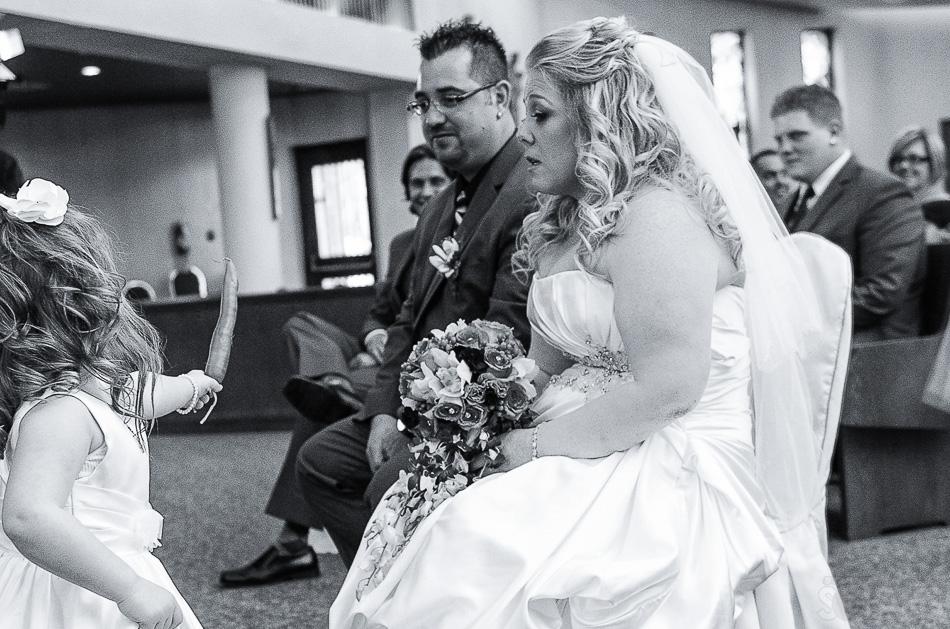 Amanda and Steve Wedding Ste Anne's Church Mississauga City Center